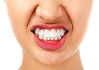 Diş sıkmaya son