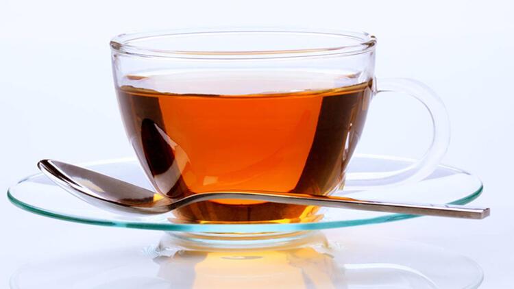 8.Siyah çay