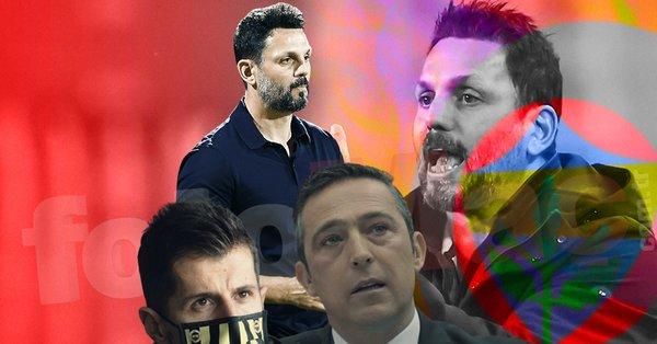 Son dakika spor haberi: Erol Bulut'un yerineo isim gelecek! İşte Fenerbahçe'nin yeni hoca adayları #